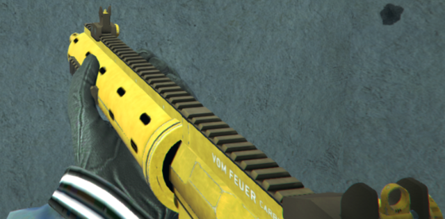 File:Carbine Rifle Gold GTA V.png