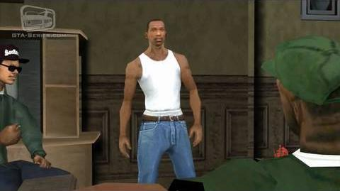 GTA San Andreas - Walkthrough - Mission 6 - Nines and AK's (HD)