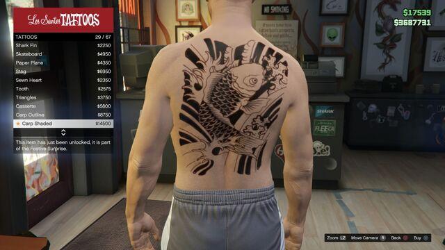 File:Tattoo GTAV Online Male Torso Carp shaded.jpg