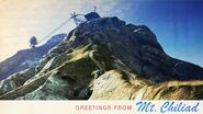 Mt Chiliad postcard