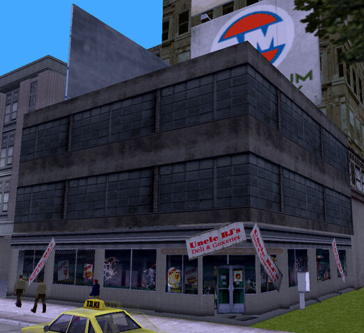 File:UncleBJ'sDeli&Groceries-GTA3-damaged-exterior.jpg