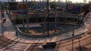 Chamberlain Plaza GTAV FromtheAir