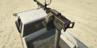 Vehicle Mounted Weapons