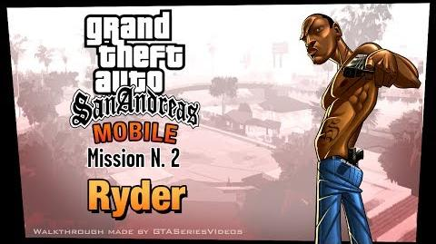 GTA San Andreas - iPad Walkthrough - Mission 2 - Ryder (HD)