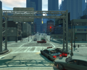 Hell Gate GTAIV from west