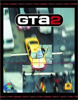 GTA2 Box Art