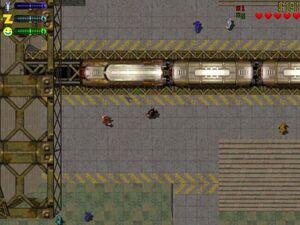 GTA2 Train