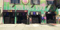 The Pink Palms Beach Shop