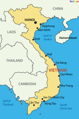File:Map of Vietnam.png