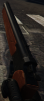 Marksman Pistol side view GTA V