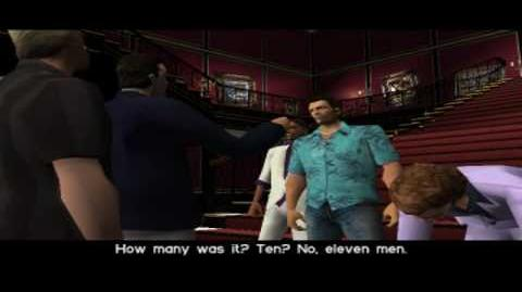 GTA Vice City - Mission 56 Keep your Friends Close