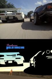 Miami Vice-Vice City comparison