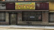 Tattoo GTAV Paleto Bay