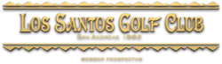 Los Santos Golf Club Logo-GTA V