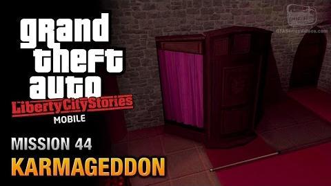 GTA Liberty City Stories Mobile - Mission 44 - Karmageddon
