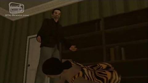 GTA Liberty City Stories - Walkthrough - Mission 24 - Overdose of Trouble