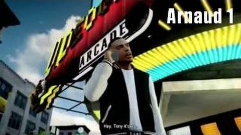 GTA The Ballad of Gay Tony Random Characters- Arnaud 1