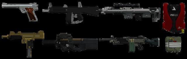 File:GTA TBoGT guns.png
