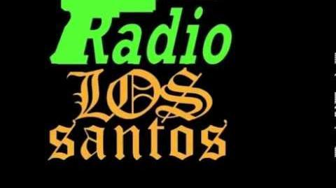 Radio Los Santos (Gta Sa Radio Station) HQ Full