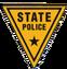 State police logo