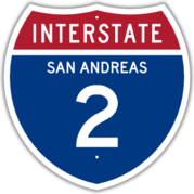 Interstate san andreas 2