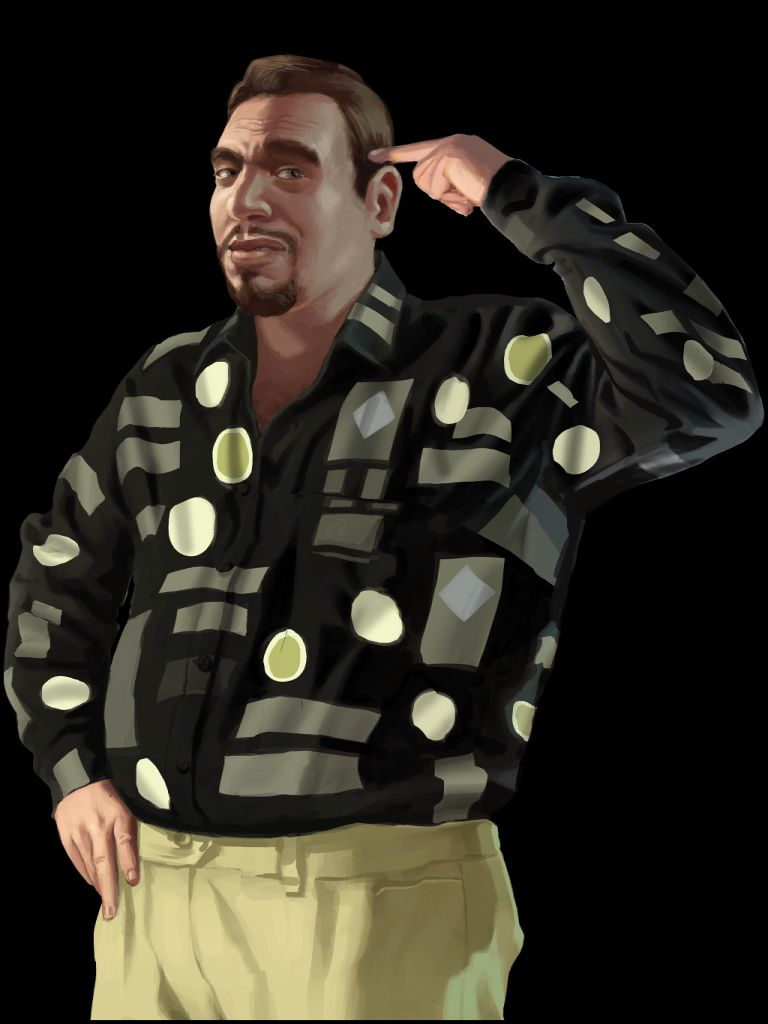 Grand Theft Auto IV - Roman Bellic, Call Me Maybe? - Biased Video ...