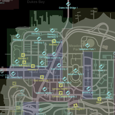 CollectiblesMap-GTAIV-DukesWest