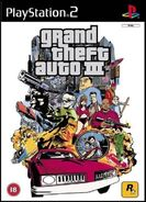 UK GTA III Box Art