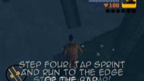 GTA III Bridge Jump