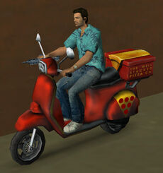 PizzaBoy-GTAVC-ride-front
