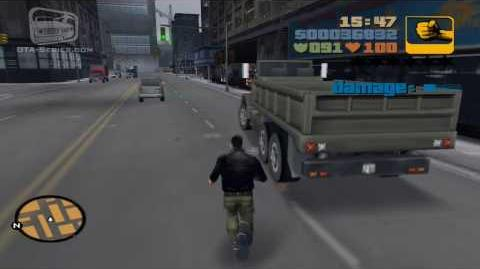 GTA 3 - Walkthrough - Mission 9 - Van Heist (HD)
