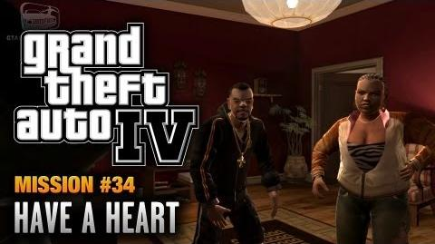 GTA 4 - Mission 34 - Have a Heart (1080p)