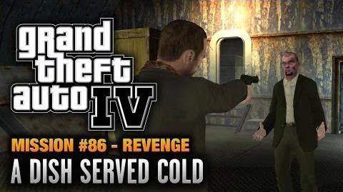 GTA 4 - Mission 86 - A Dish Served Cold Revenge (1080p)