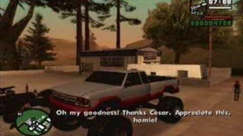 GTA San Andreas - ps2 - 30 First Date