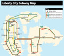 Subway in GTA IV