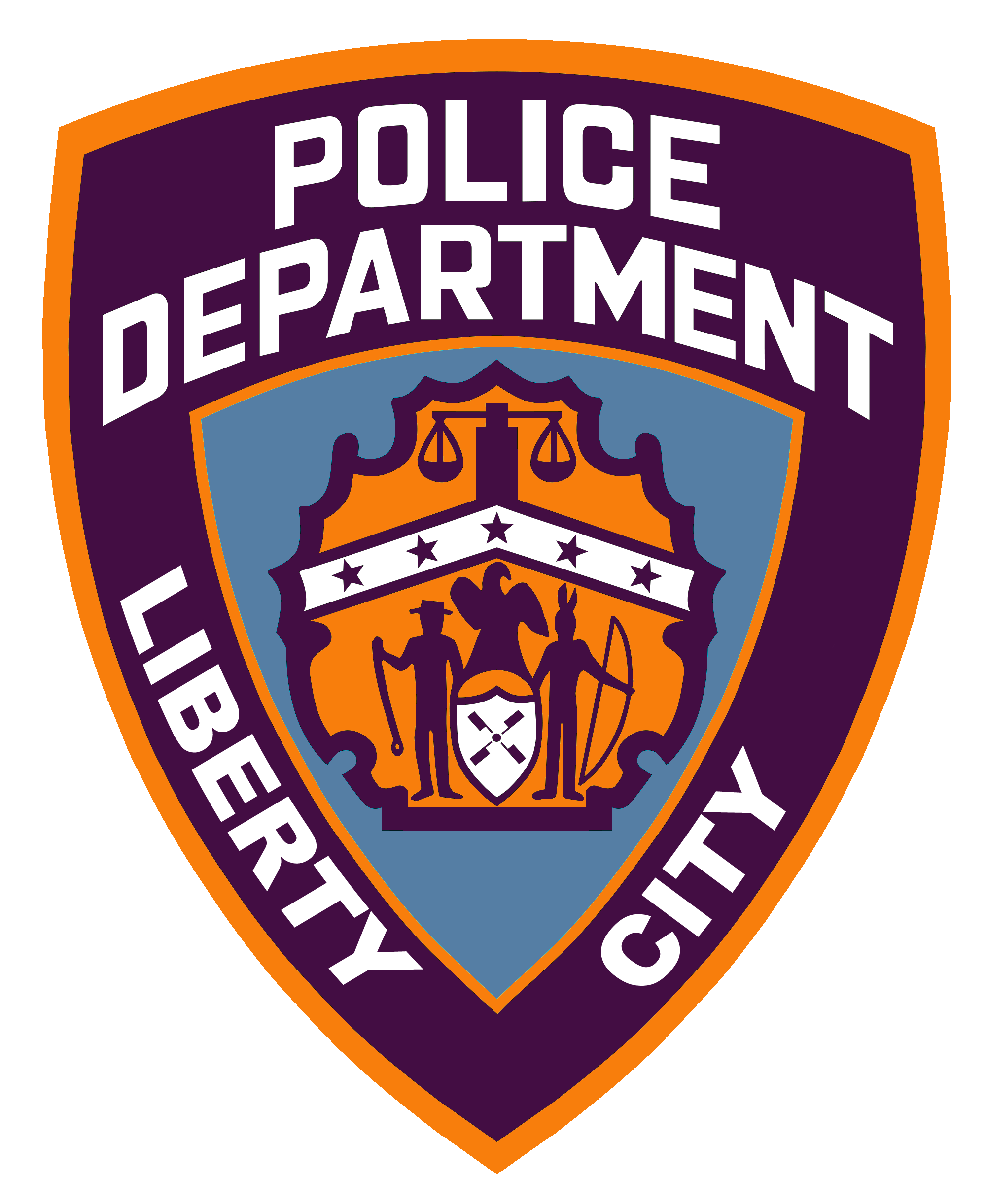 Police Department City Of Liberty Games
