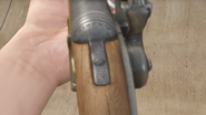 Musket GTAVe 1st person markings