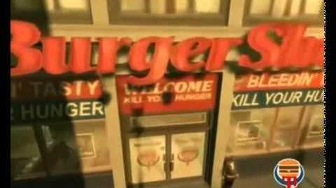 GTA IV Burger Shot Commercial