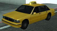 Taxi-GTASA-front