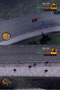 Top-down perspective (GTA3)