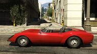 Stinger Gta V Side View