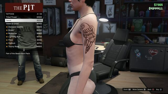 File:Tattoo GTAV-Online Female Left Arm Parrot.jpg
