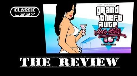 GTA Vice City Review iPhone & iPad