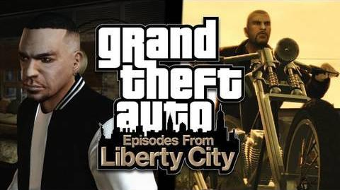 GTA Episodes from Liberty City Official Trailer 2