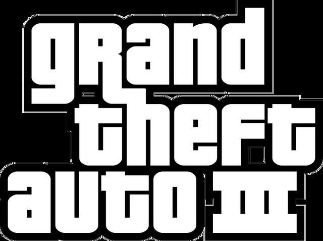 File:GTA III Logo Transparent.png