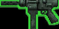 Silenced Machine Gun