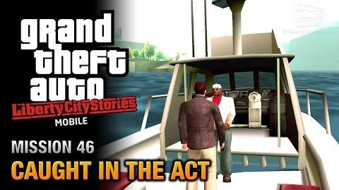 GTA Liberty City Stories Mobile - Mission 46 - Caught in the Act