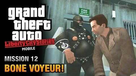 GTA Liberty City Stories Mobile - Mission 12 - Bone Voyeur!