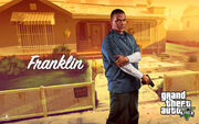 Franklin Art-GTAV