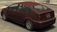 Dilettante-GTA4-rear